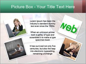 0000074217 PowerPoint Templates - Slide 24