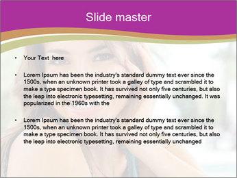 0000074227 PowerPoint Templates - Slide 2