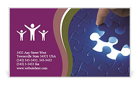 0000074235 Business Card Template