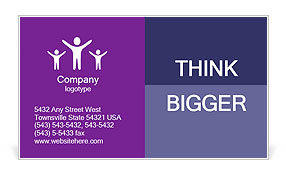 0000074264 Business Card Template