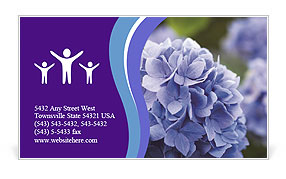 0000074266 Business Card Template