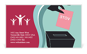 0000074273 Business Card Template