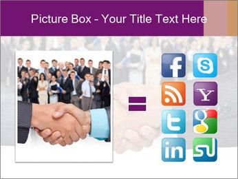 0000074275 PowerPoint Templates - Slide 21