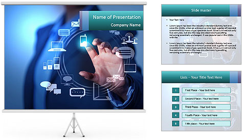 0000074287 PowerPoint Template