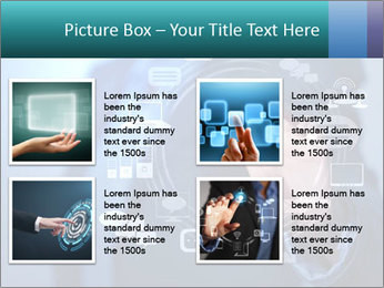 0000074287 PowerPoint Template - Slide 14
