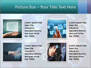 0000074287 PowerPoint Templates - Slide 14