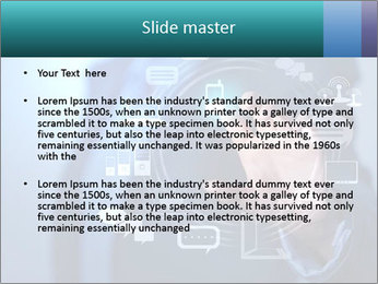 0000074287 PowerPoint Templates - Slide 2