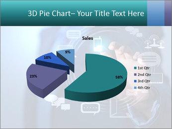 0000074287 PowerPoint Templates - Slide 35