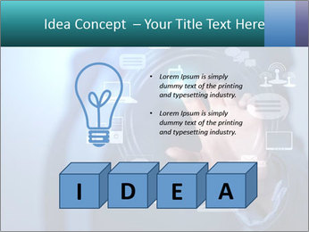 0000074287 PowerPoint Template - Slide 80