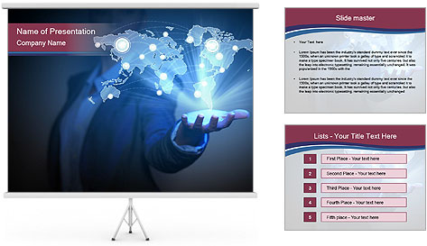 0000074294 PowerPoint Template