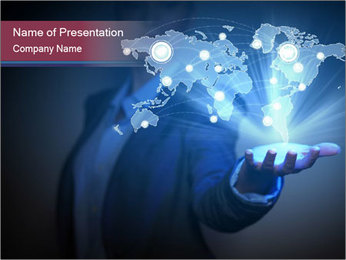 0000074294 PowerPoint Template - Slide 1