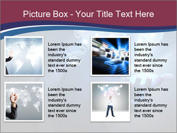 0000074294 PowerPoint Template - Slide 14