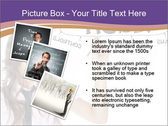 0000074301 PowerPoint Template - Slide 17