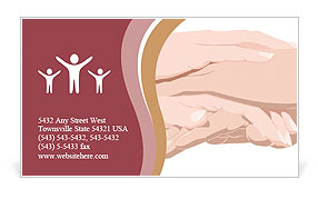 0000074308 Business Card Template