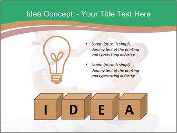 0000074310 PowerPoint Templates - Slide 80