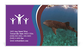 0000074316 Business Card Template