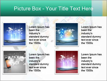 0000074323 PowerPoint Templates - Slide 14