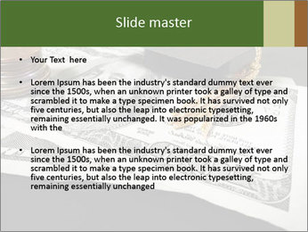 0000074328 PowerPoint Templates - Slide 2