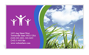0000074334 Business Card Template