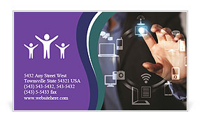 0000074335 Business Card Template
