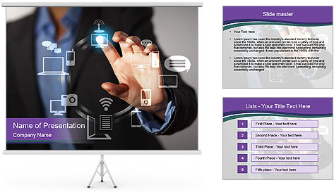 0000074335 PowerPoint Template
