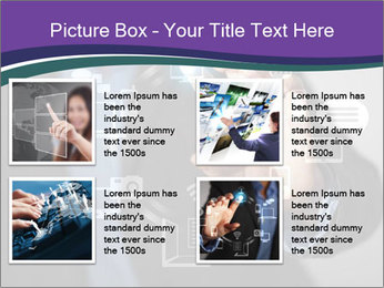 0000074335 PowerPoint Templates - Slide 14