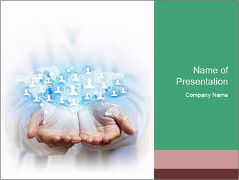 0000074337 PowerPoint Template - Slide 1