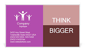 0000074340 Business Card Template