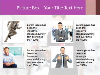 0000074340 PowerPoint Template - Slide 14
