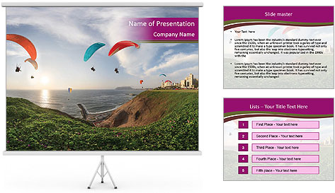 0000074341 PowerPoint Template