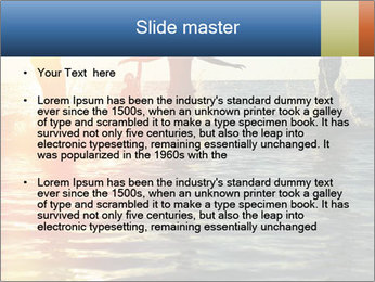 0000074360 PowerPoint Templates - Slide 2