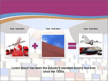 0000074361 PowerPoint Templates - Slide 22