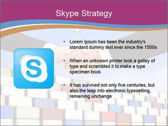 0000074361 PowerPoint Templates - Slide 8