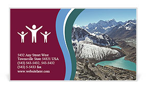 0000074370 Business Card Template