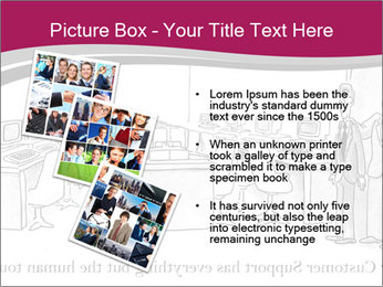 0000074383 PowerPoint Templates - Slide 17
