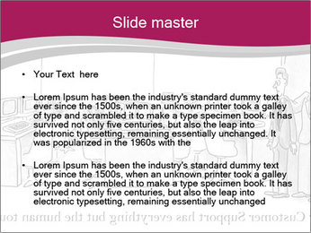 0000074383 PowerPoint Templates - Slide 2