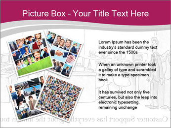 0000074383 PowerPoint Templates - Slide 23
