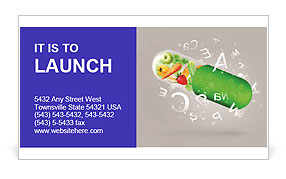 0000074388 Business Card Template