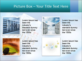 0000074395 PowerPoint Templates - Slide 14