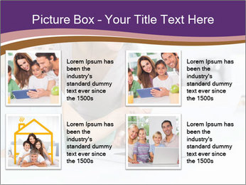 0000074414 PowerPoint Templates - Slide 14