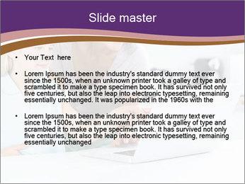 0000074414 PowerPoint Templates - Slide 2