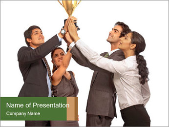 0000074415 PowerPoint Template - Slide 1