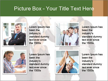 0000074415 PowerPoint Template - Slide 14