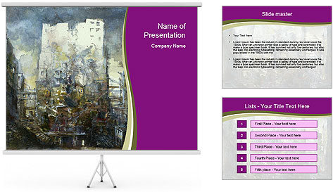 0000074419 PowerPoint Template