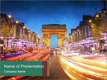 0000074425 PowerPoint Templates - Slide 1
