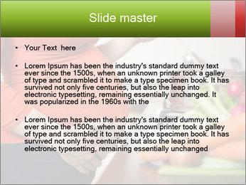 0000074426 PowerPoint Templates - Slide 2