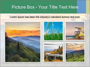 0000074433 PowerPoint Templates - Slide 19