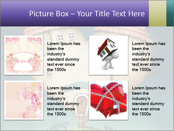 0000074438 PowerPoint Templates - Slide 14