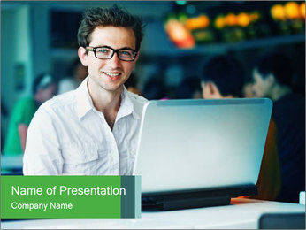 0000074439 PowerPoint Template - Slide 1