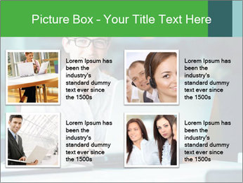0000074439 PowerPoint Template - Slide 14